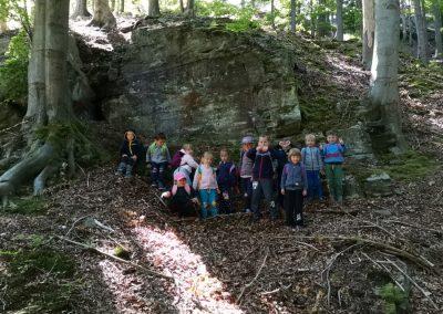 Školka v přírodě