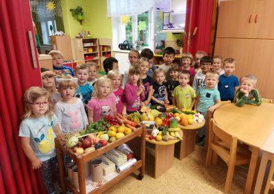 Ochutnávka ovoce a zeleniny